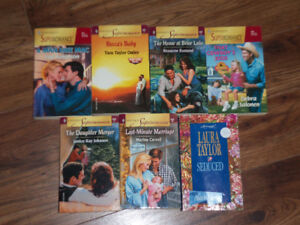 HARLEQUIN ROMANCE NOVELS **$4 FOR ALL*