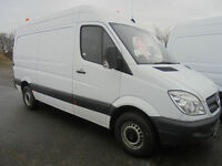 2013 Mercedes-Benz Sprinter 2.1TD 313CDI MWB 1 OWNER, LOW MILES,