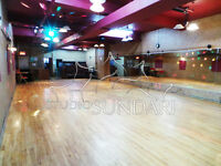 EVENT SPACE, EVENT VENUE, DANCE STUDIOS, CONFRENCE & EVENT ROOM