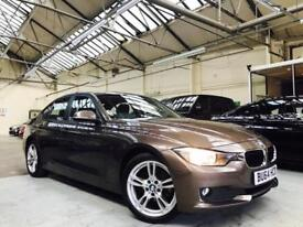2014 BMW 3 Series 2.0 320d EfficientDynamics Saloon 4dr Diesel Manual