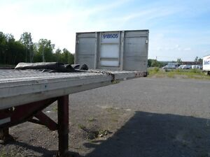 remorque flatbed 53 pieds West Island Greater Montréal image 7