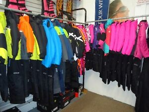 CLEAROUT SALE ON ALL KIDS NON CURRENT CKX SNOWMOBILE SUITS!