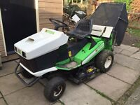 Etesia MVEHH ride on mower