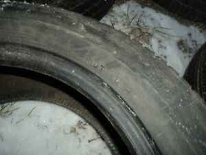 4 Assorted All Season Tires 70% Tread Left - Size P185/60R14 Edmonton Edmonton Area image 5