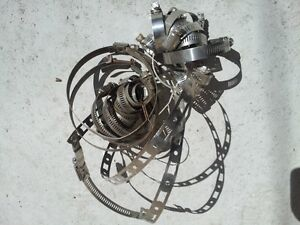 metal strap clamp worm gear clamps