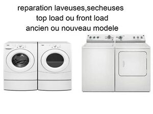 reparation electromenager-appliance repair...30$...