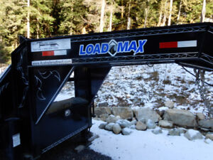 2013 Load Max Goose Neck Trailer