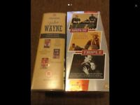 John Wayne Movies VHS