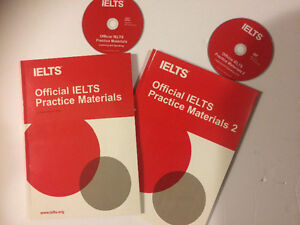 Ielts practice books