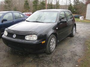 2005 Volkswagen Golf Hatchback TDI $3800
