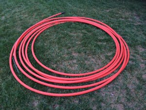 Free Tubing for cable