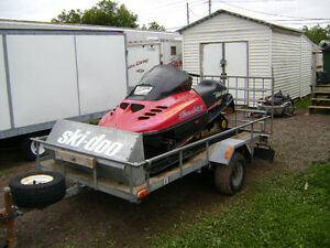 READY 4 THE SNOW!!!            ***1995 FORMULA SS 670 SKI-DOO***