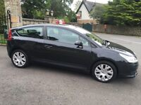 2005 CITROEN C4 1.6 3 DOOR COUPE VTR+ FULLY LOADED PX SWAP