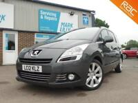 2012 Peugeot 5008 1.6HDi NOW SOLD LARGE FOURCOURT WITH OVER 80 SIMILAR VEHICLES