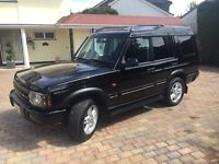 2004 Land Rover Discovery td5 Landmark 4x4 Auto 7 seater