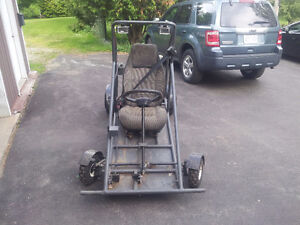 Custom go cart