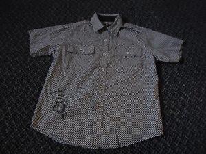 Boys Size 6/7 Short Sleeve checkered Dress shirt Kingston Kingston Area image 1