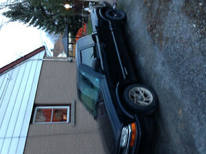 2002 Chevrolet S-10 Other