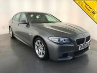 2012 62 BMW 520D M SPORT AUTOMATIC DIESEL 1 OWNER BMW SERVICE HISTORY FINANCE PX