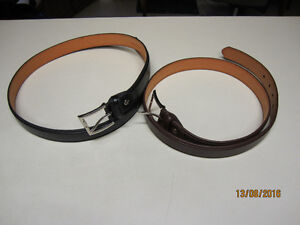 NEW LEATHER BELTS FOR SALE. Strathcona County Edmonton Area image 3