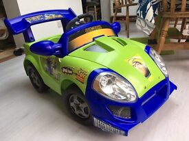 Electric kids Ride-in car (Toy Story themed)