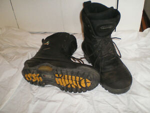 Men's winter work boots