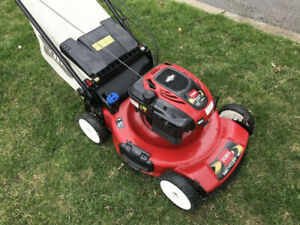 Toro Personal Pace Lawnmower