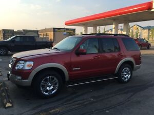 2008 Ford Explorer Eddie Bauer Edition
