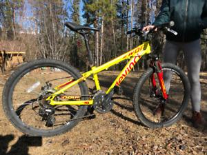 "Children's DeVinci Ewoc 24"" wheel size mountain bike"