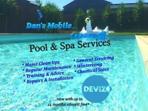 Dan's Mobile... POOL & SPA SERVICES