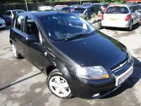 2007 CHEVROLET KALOS SE 5 DOOR / AIR CON HATCHBACK PETROL