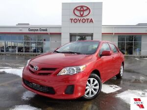 2013 Toyota Corolla CE CLEAN CARPROOF ONE OWNER