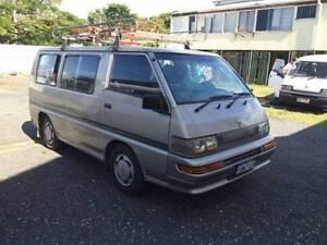 1999 Mitsubishi Starwagon Wagon Atherton Tablelands Preview
