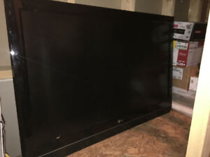 "40"" LG Flat Screen TV"