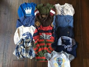 Baby Gap Body Suits - size 3-6 months London Ontario image 1