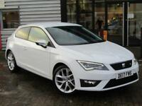 2017 SEAT LEON SPORT COUPE 1.4 EcoTSI 150 FR Technology 3dr