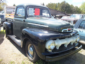 1951 Mercury Pick up