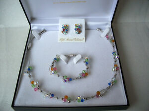 REDUCED!  Fifth Avenue Collection Set Costume Jewellery