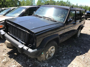 1998 Jeep Cherokee ** FOR PARTS ** INSIDE & OUTSIDE **