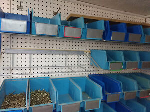 shelving for nails and screws or anything you like