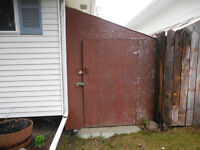 Shed for Storage available to rent in SE near Downtown.