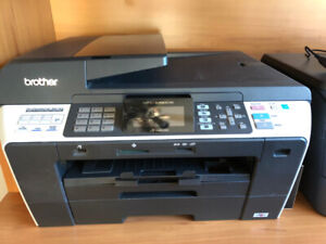Brother 11x17 Printer, Scanner, Fax