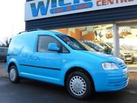 2010 Volkswagen CADDY C20 PLUS SDI Van Manual Small Van