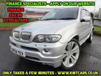 2004 BMW X5 4.8is Auto S - Aerodynamic Bodykit - KMT Cars