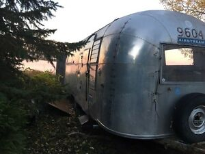 62 airstream trailer 24 foot trade winds