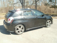 2009 Pontiac Vibe GT 5 spd. One Owner, loaded & well maintained