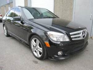 2010 Mercedes-Benz C 300 4matic **Sport Pack,Nav**