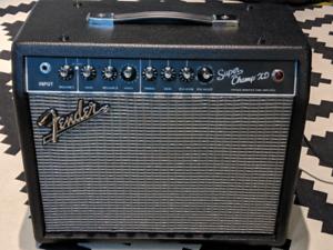 Ampli guitare Fender Super Champ XD