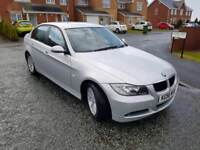 2007 56 bmw 318i es only 59000 miles from new immaculate car