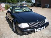 Mercedes-Benz SL320 3.2 AUTOMATIC SL320